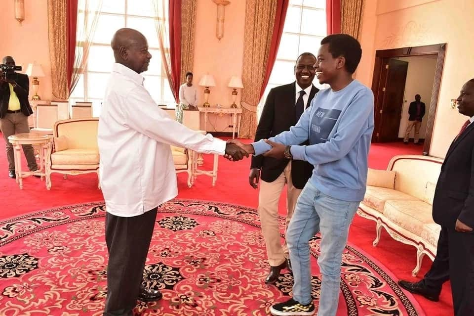 Image result for william ruto George Kimutai