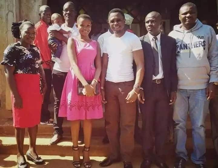 Ababu Namwamba leaves tongues wagging after introducing beauty said to have wrecked his home