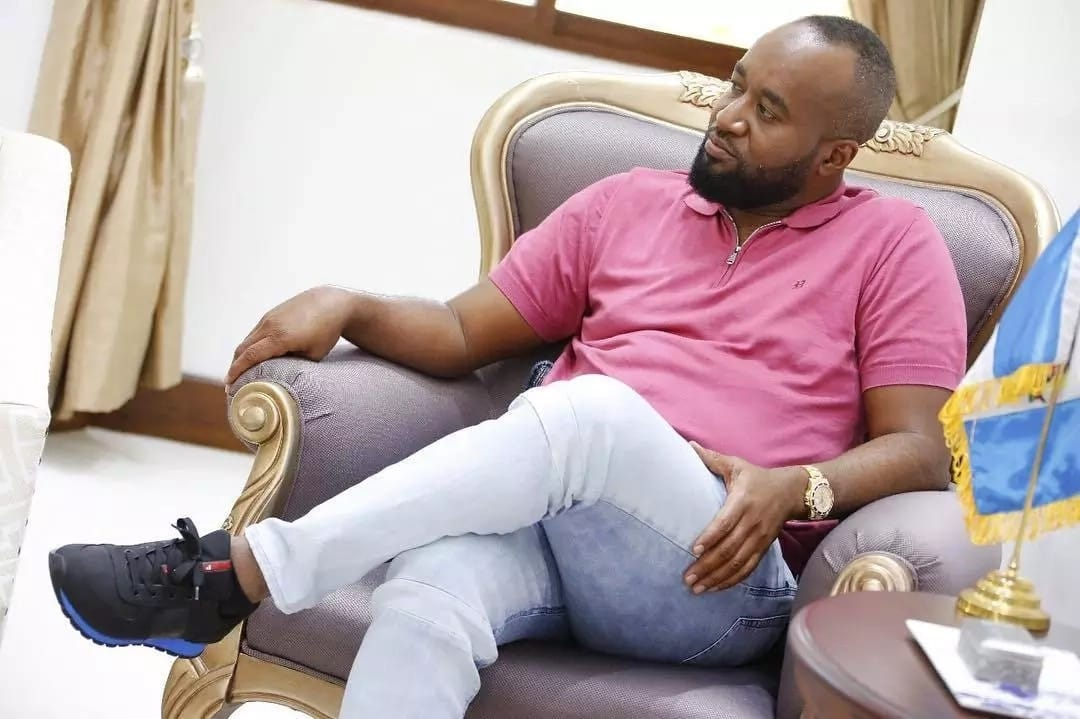 Mombasa Governor proves he is stylish by rocking KSh 93000 sneakers