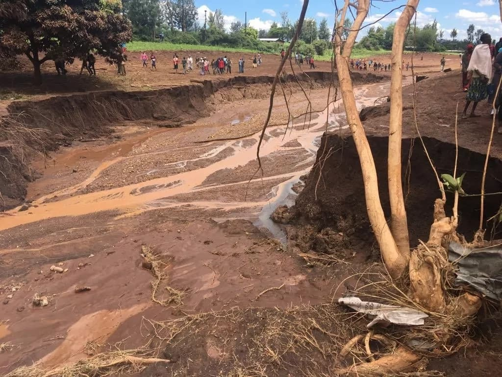 Solai dam that killed 44 in Nakuru illegal - government