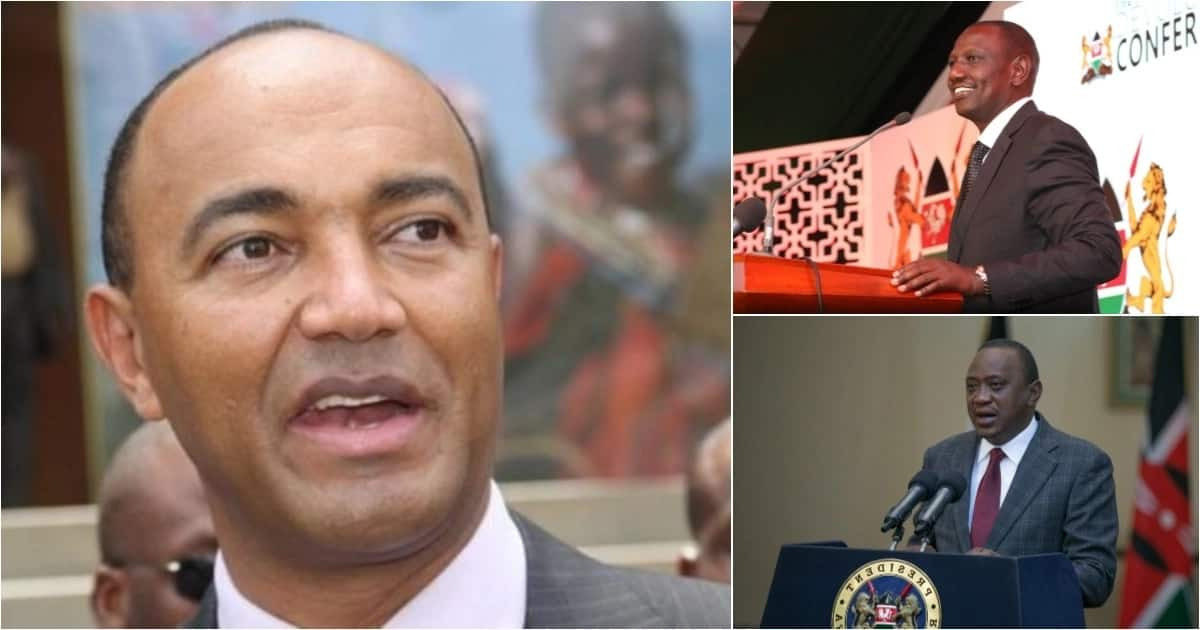 Jubilee leaders want Peter Kenneth to be DP Ruto's running mate in 2022