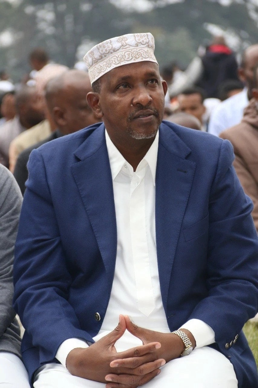 US has confirmed our position all along, ICC is an illigitimate court - Aden Duale