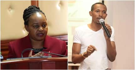 Kirinyaga governor Anne Waiguru threatens to sue Nyali MP Mohammed Ali for linking her with NYS scandal