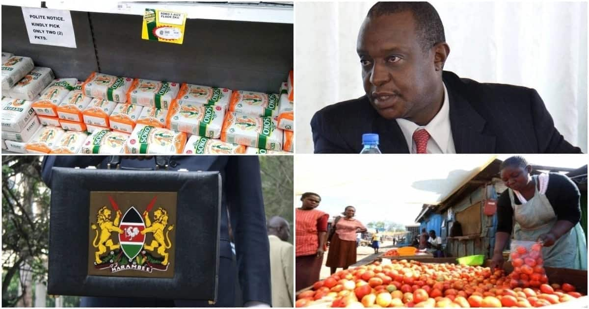 Harder times for Kenyans as inflation hits 5.70% further increasing high cost of living