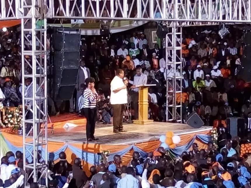 Kalonzo Musyoka declares he will sacrifice for the best NASA candidate