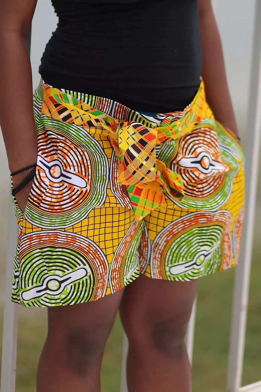 Latest kitenge shorts designs 2019