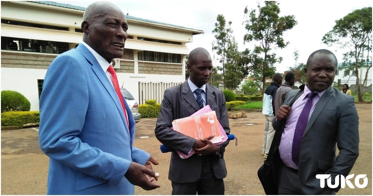 Court grants 83-year-old Rift Valley farmer Jackson Kibor divorce from third wife