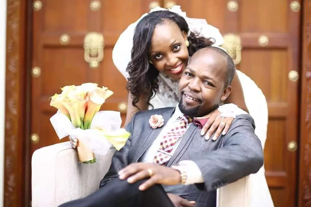 I don't trust my wife but I love her - Alex Mwakideu