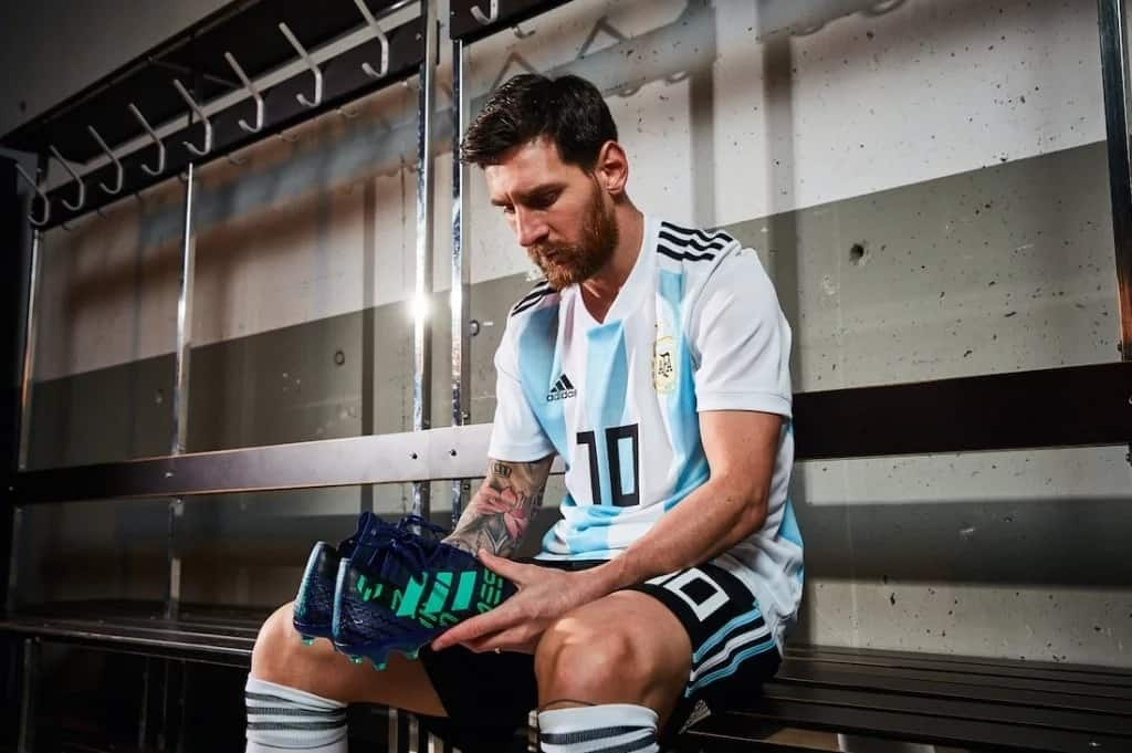What Messi told his Argentina teammates after watching their 6 - 1 drubbing to Spain