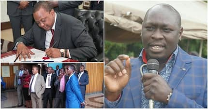 Joshua Kutuny warns of looming revolt in Parliament after controversial passing of taxation law
