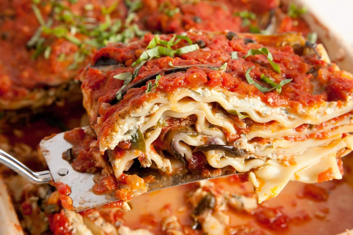 How to make simple lasagna