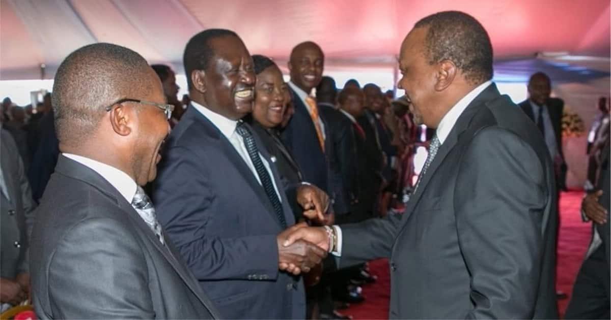 Uhuru na Raila kuunda kamati maalum ya kuwakumbuka mashujaa kabla hawajafa