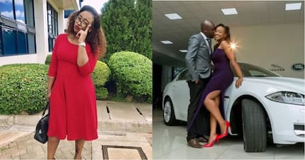 TV queen Betty Kyalo describes her ideal lover and TUKO.co.ke has the details