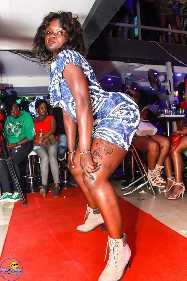 Picha za kunata za mashindano ya densi za 'Miss Bum Bum' Kisumu
