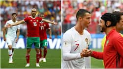 FIFA deny accusations leveled against World Cup match official Mark Geiger by Moroccan player