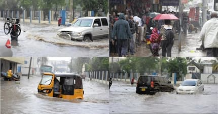 Business disrupted in Mombasa after nightlong downpour