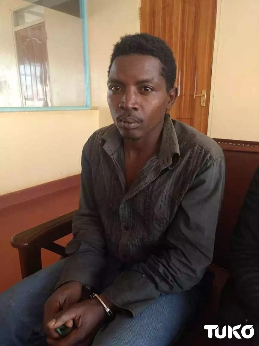Murang'a man arrested for marrying a class five girl