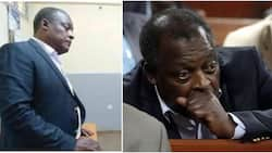 Troubled former presidential candidate Cyrus Jirongo unable to raise KSh 5 million cash bail