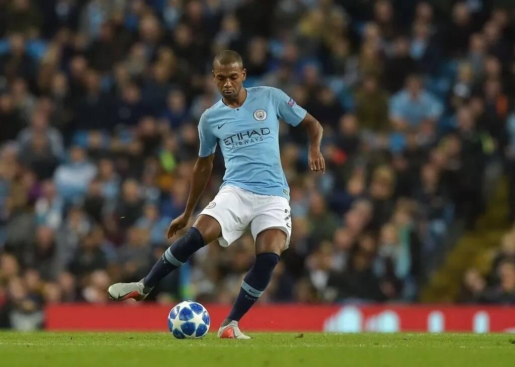 Man City star Fernandinho reveals Arteta blasted team after UCL defeat to Lyon