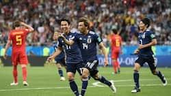 Japan yabanduliwa katika kinyang'anyiro cha Kombe la Dunia na Belgium