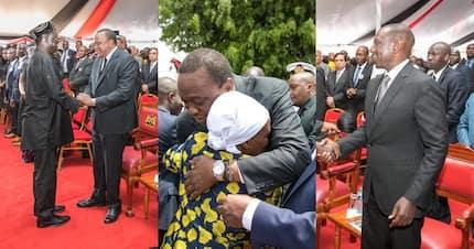 Uhuru alikuwa 'ananiibia' soda Ikulu na kuniletea - Celina