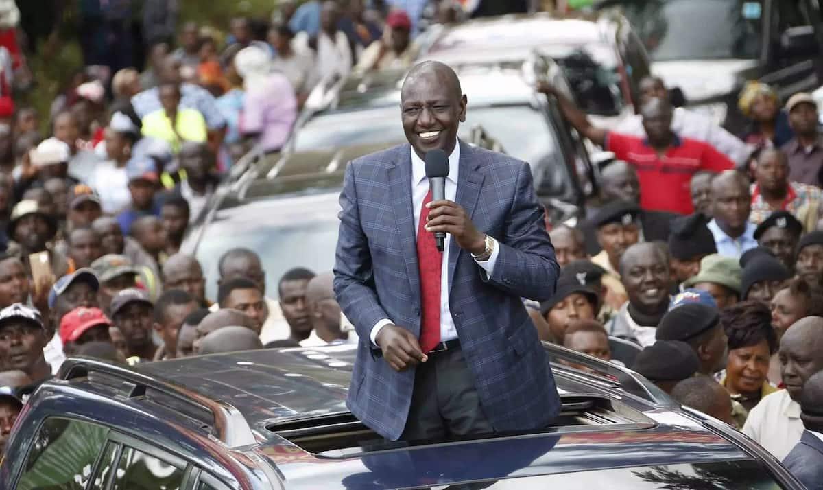 Waiguru locks horns with Kirinyaga Woman Rep and husband after hired goons interrupted Ruto's meeting