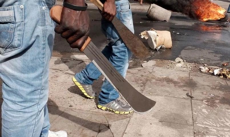 Bungoma violence