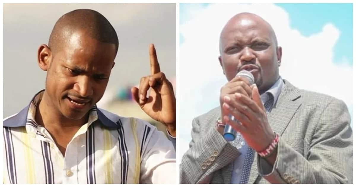 Siwezi bishana na kiongozi wa 'ushago' - Babu Owino amwambia Moses Kuria