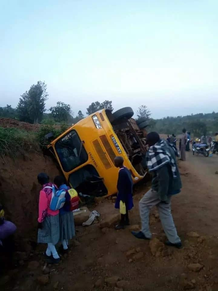 Sirisia, Bungoma, Accident
