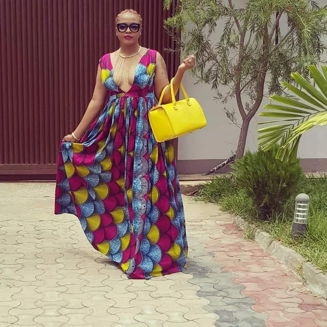 Kitenge designs for breastfeeding mothers