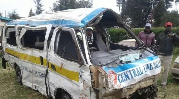 Survivors of horrific Nyahururu accident that claimed 8 lives narrate ordeal