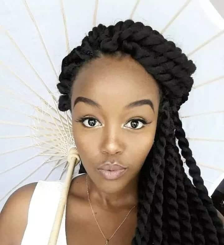 Hairstyles for Kenya hair Kenyan afro hairstyles for natural hair Kenyan hairstyles and their names