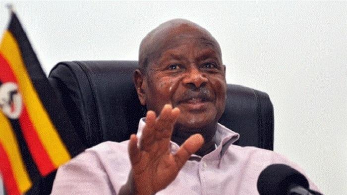Yoweri Museveni Says Ugandan Musicians Not Rich Because They Are Not International