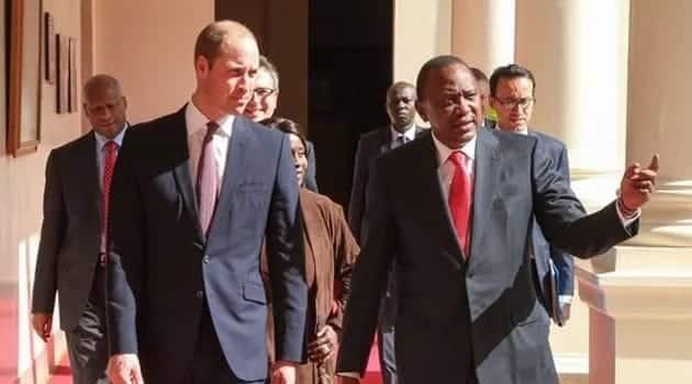 Prince William to visit Kenya weeks after Theresa May's visit