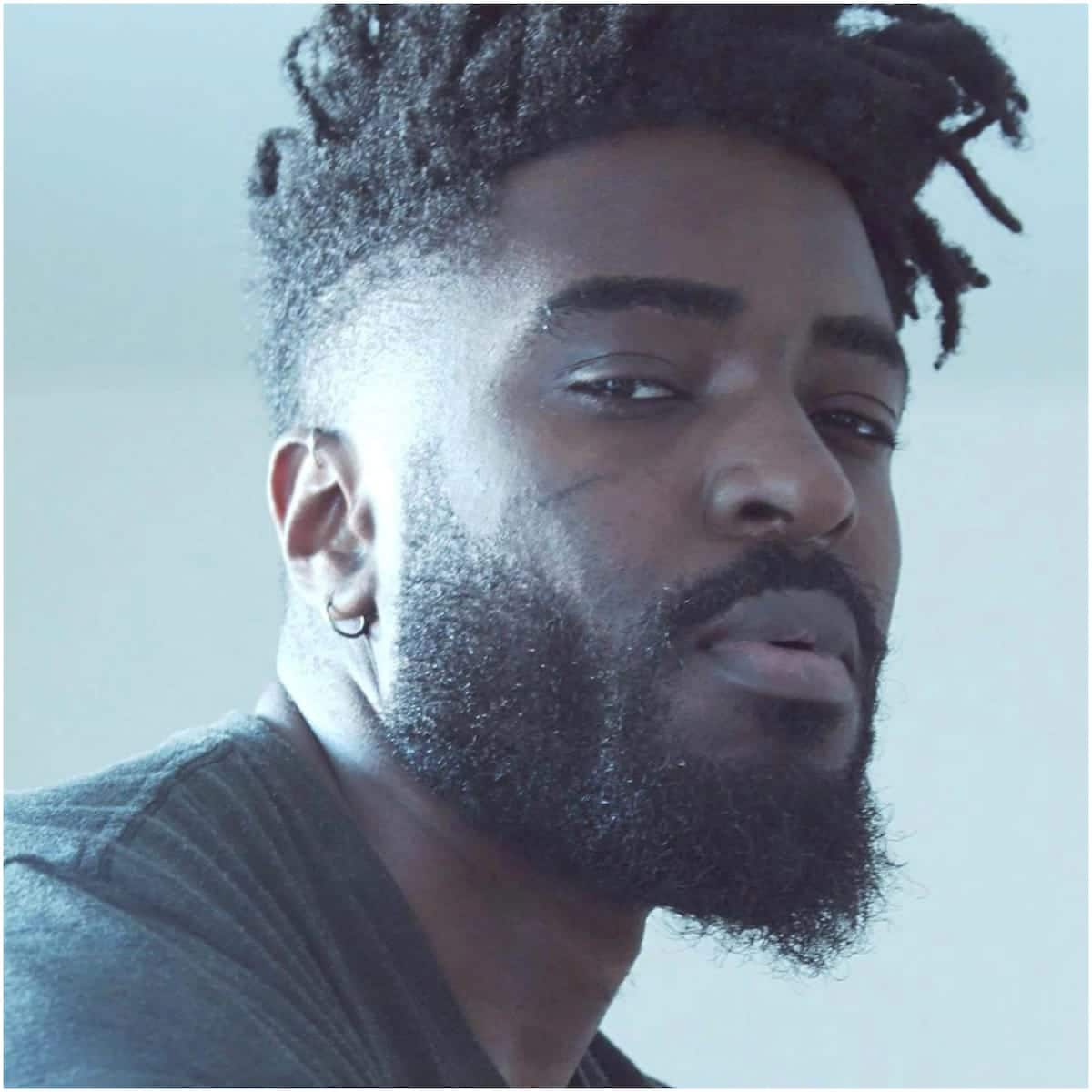 Black men hairstyles for short hair ▷ Tuko.co.ke