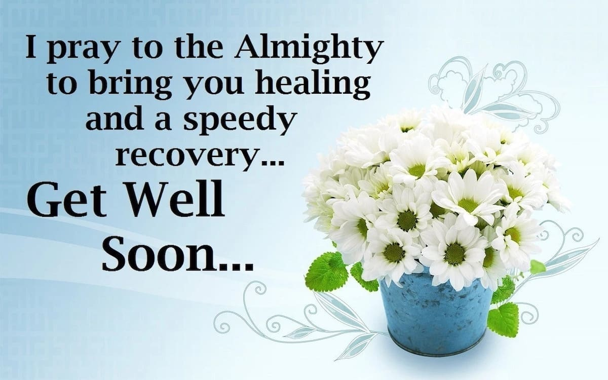 Quick recovery message Beautiful get well soon messages Sick quotes