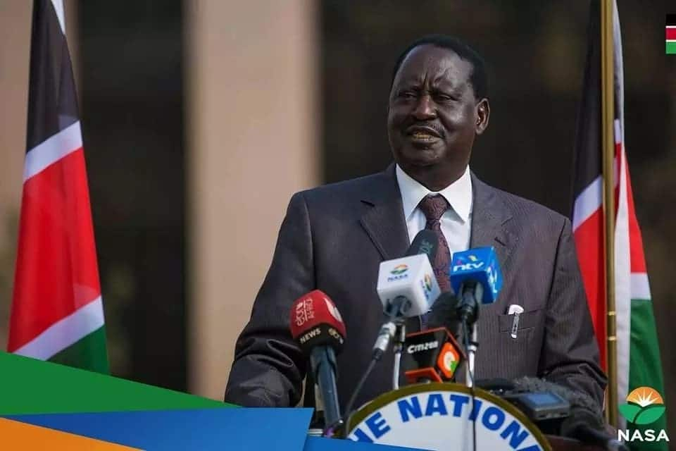 You cannot be president without me - Raila tells William Ruto