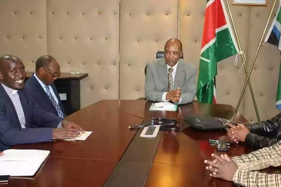 Nyandarua governor Kimemia seeks spiritual intervention to help him develop county