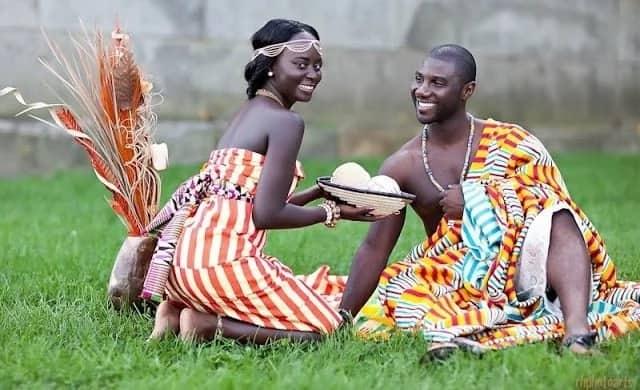 Kitenge designs for couples
