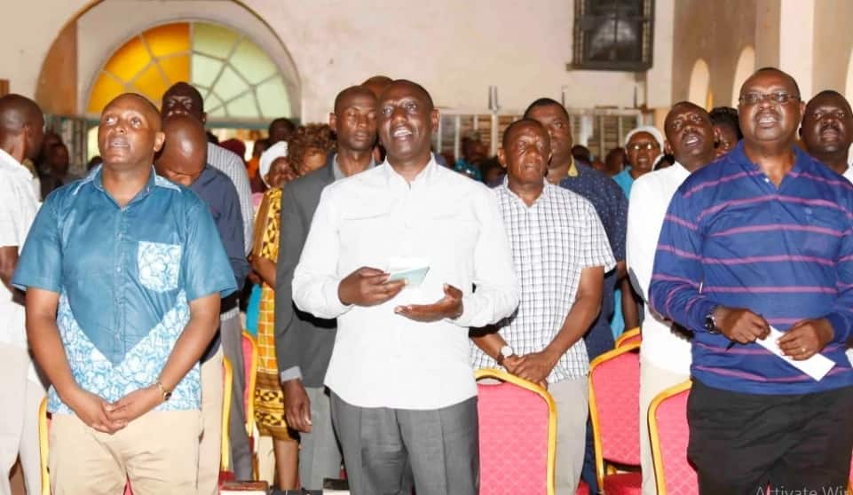 Opposition MPs promise to support Ruto's 2022 presidential ambition