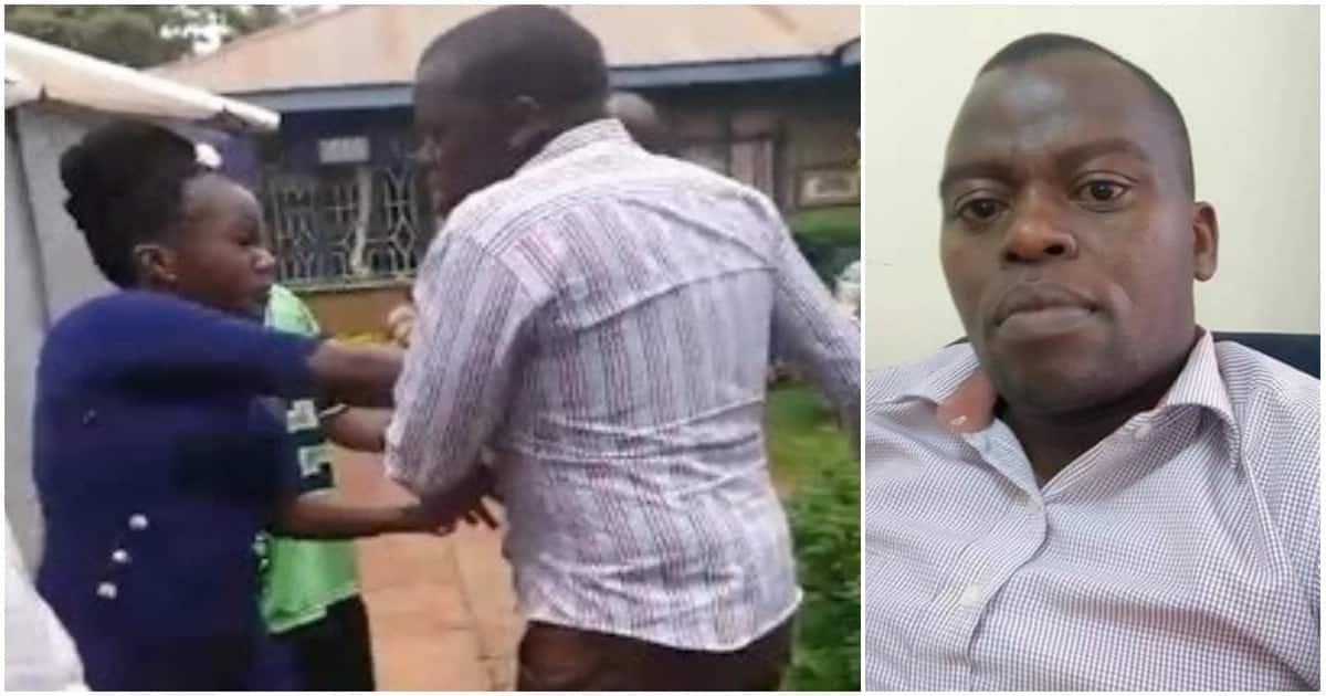 MP's aide caught on camera slapping election observer Martha Miano arrested