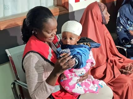 Baby saved from near-death experience in March finally discharged from hospital after remarkable recovery