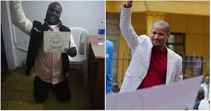 Politician ends feud with Babu Owino, cites God's hand
