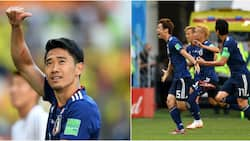 Japan take down World Cup giants Colombia 2-1 in thrilling Group H fixture