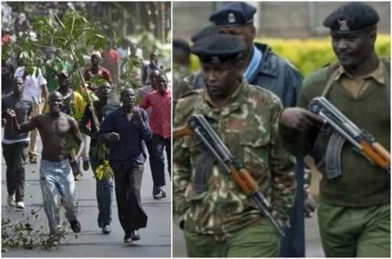 NASA yashambulia Matiang'i kwa kudai wakazi wa Nairobi wanalindwa na NBC