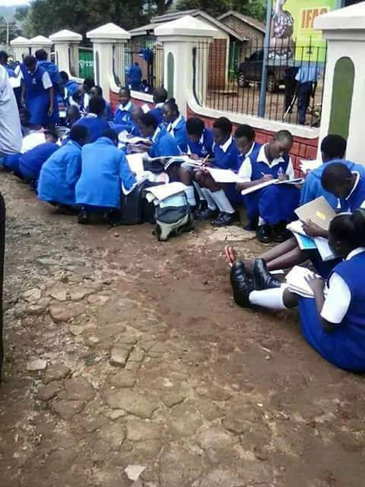 Wasichana goigoi wapewa adhabu, hawakufanya 'homework' wakati wa likizo