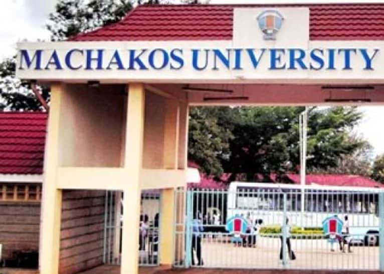 Machakos University College Fees Structure