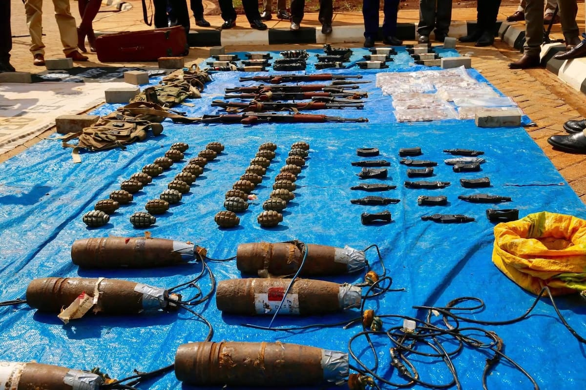 Boinnet reveals how police foiled al-Shabaab attempt to bomb judiciary, government buildings using dangerous explosives