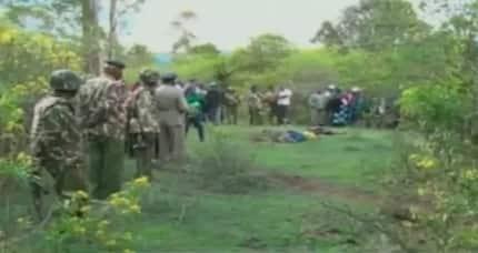 Taharuki baada ya maiti tatu kupatikana kwenye mpaka wa Kenya na Somalia