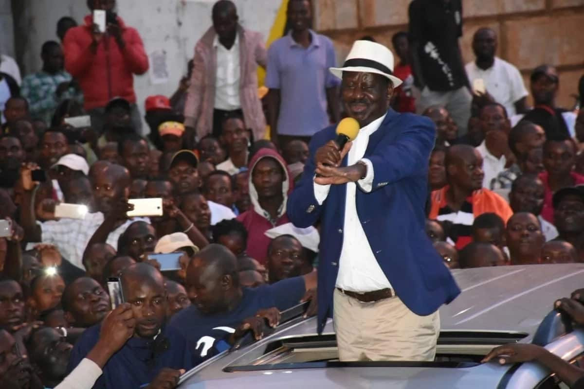 Raila thanks Kisumu residents for endorsing his deal with Uhuru